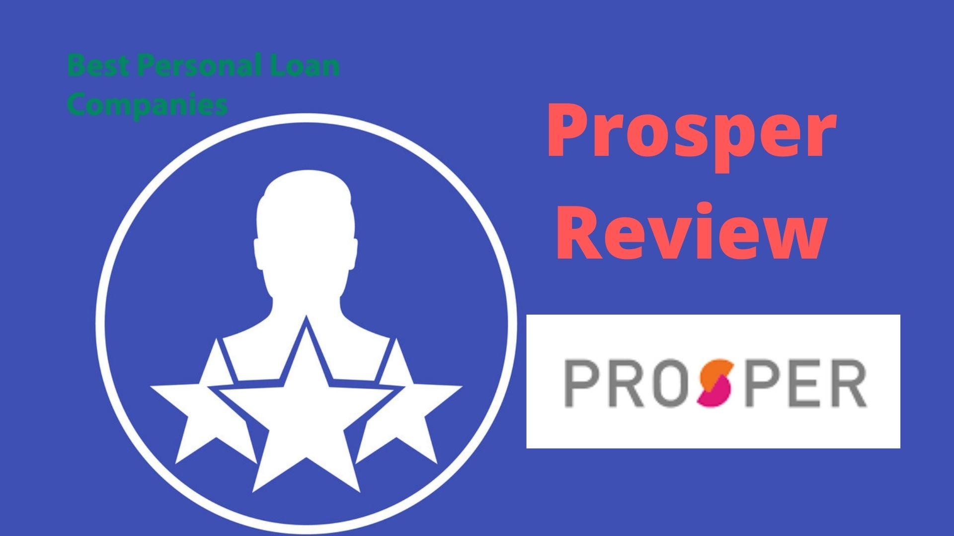 Prosper Personal Loans